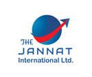 The Jannat international ltd logo