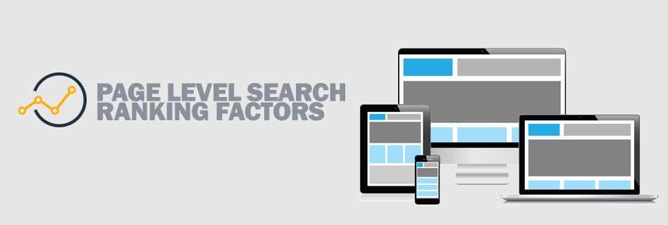 Page level Search Ranking Factor