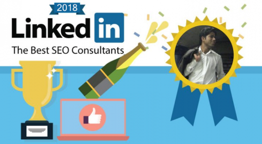 Maqsood Rahman - Selected as SEO Specialist by Linkedin Profinder