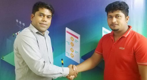 Maqsood Rahman, SEO Expert in Bangladesh & Mr Forhad Sikder, Director of DCS Organization