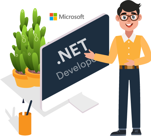 Hire Experienced .NET Developer in Bangladesh