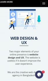 Responsive layout is important for best web design