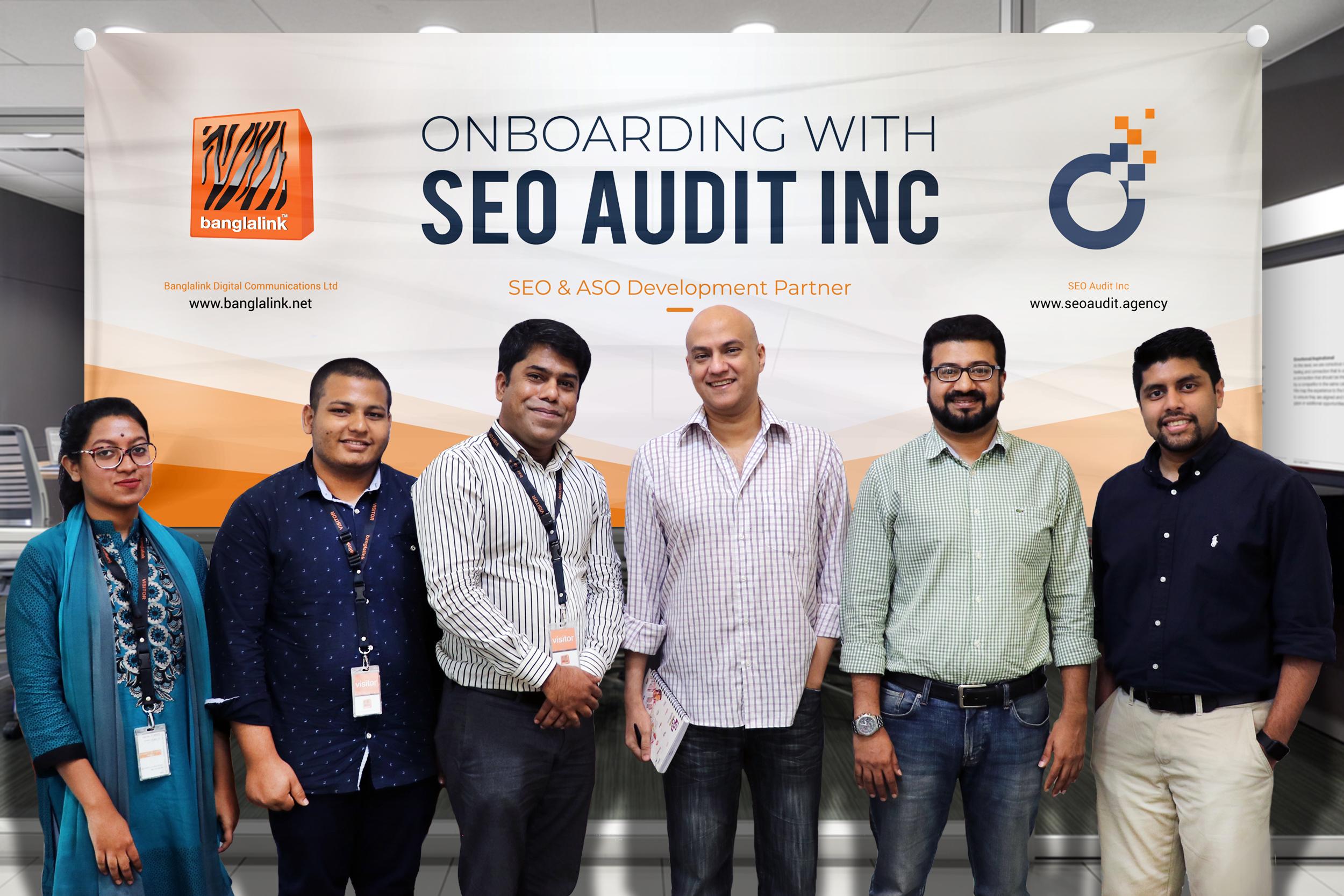 SEO Audit Agency - Bangalink SEO Partner