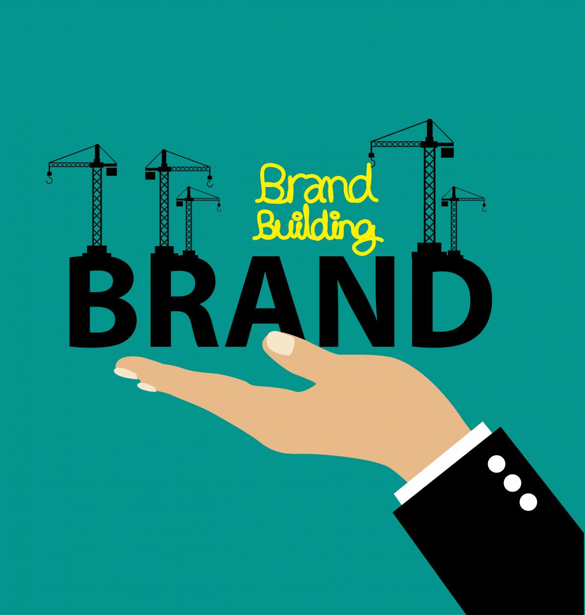 Create Attractive Brand Image for Branding
